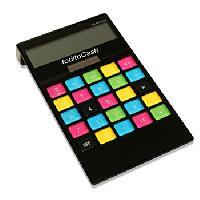 Colourful Button Digital Calculator
