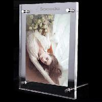 Creative Clear Home Photo Frame