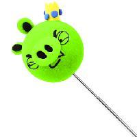 Crown Pig Car Antenna Topper Ball