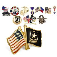 Friendship Flag Lapel Pins