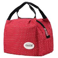 Canvas Insulated Cooler Lunch Bag