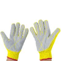 Kevlar Leather Palm Cut Safety Gloves