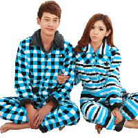 Long Sleeve Night Pajama Set
