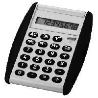 Magic 8 Digit Digital Calculator