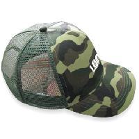 Mesh Camo Camouflage Cap