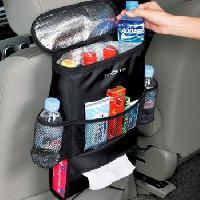 Mesh Pockets Seat Car Organizer