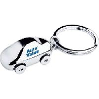 Car Shaped Keychain