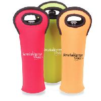 Neoprene Insulated Wine Bag