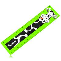 Novelty Animal Print Bookmark
