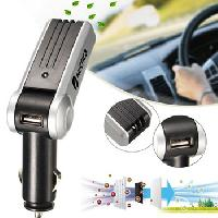 Ozone Air Purifier USB Car Charger