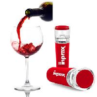 Pump Action Vacuum Wine Stopper