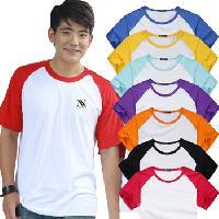 Mens Short Sleeve Round Neck T-Shirts
