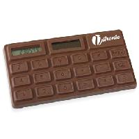 Solar Chocolate Bar Digital Calculator