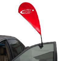 Teardrop Car Flag