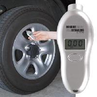 Vacuum Digital Tire Gauge