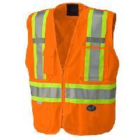 X Mesh Back Safety Vest
