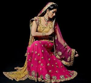 Bridal Lehenga Choli 01