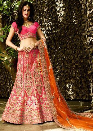 Bridal Lehenga Choli 07