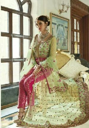 Hand Picked Churidar Suit 01