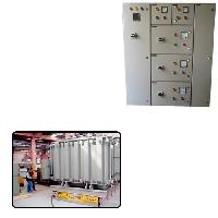 Motor Control Panel for Electrical Industry