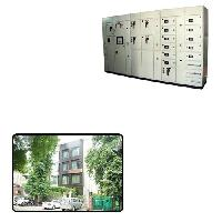 Power Control Panel for Residence