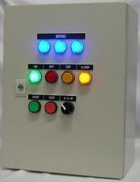 Motor Starter Control Panel