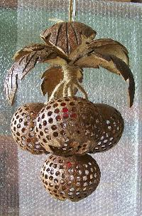 Coconut Lamps