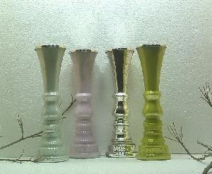 Glass Pillar Candle Holder 25