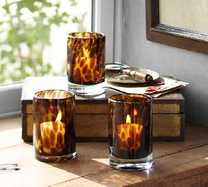 Glass Votive Holder 08