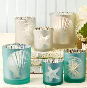 Glass Votive Holder 11