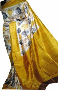 Hand Block Printed Saree 04
