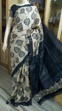 Hand Block Printed Saree 08