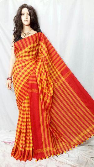 Bengal Cotton Saree 02