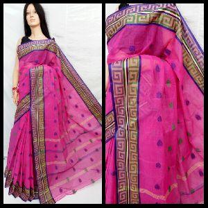 Bengal Cotton Saree 06