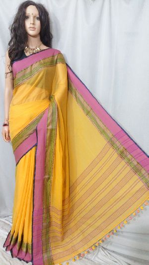 Bengal Cotton Saree 08
