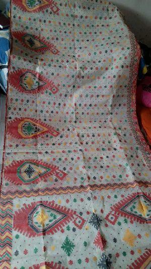 Original Bangladeshi Jamdani Cotton Dhakai
