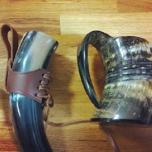 Drinking Horn 09