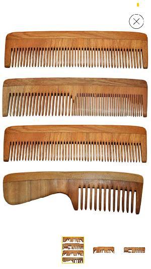 Horn Comb 01