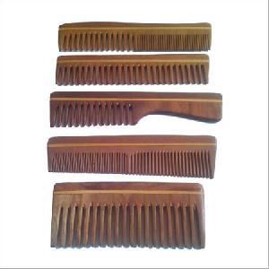 Horn Comb 06
