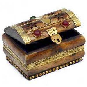 Horn Decorative Box 01
