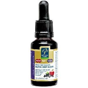 Manuka Health MGO 400 Manuka Honey Fresh New Zealand Royal Jelly Elixir (25ml)