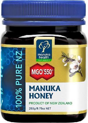 Manuka Health MGO 550+ Manuka Honey (250g)