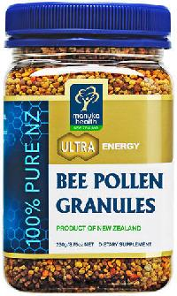 Manuka Health New Zealand Bee Pollen Granules (250g)