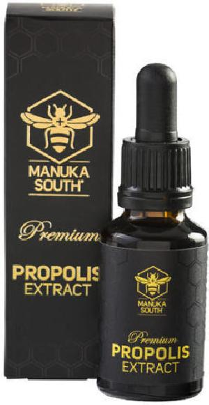 Manuka South Premium New Zealand Propolis Extract (25ml) Alcohol free