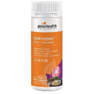New Zealand Green Lipped Mussel and Glucosamine Joint Restore 120 Capsules