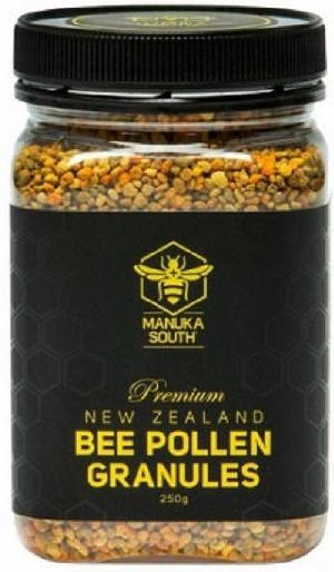 New Zealand Manuka South Premium Bee Pollen Granules (250g)