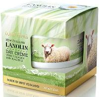 New Zealand Wild Ferns Lanolin Day Creme With Collagen & Placenta 100g 98% Natural