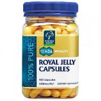 Pure New Zealand Manuka Health 10HDA Royal Jelly (180 Capsules)