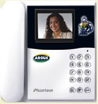 Phantom -intercom video door phone
