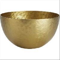 Plain Brass Bowls